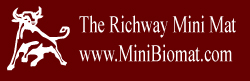 To learn about or order the Richway Mini Mat, visit http://www.minibiomat.com